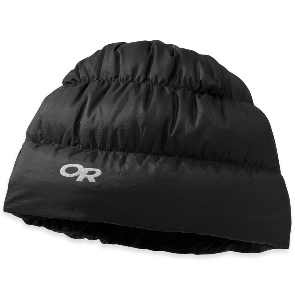 OUTDOOR RESEARCH Women's Transcendent Down Beanie - BLACK