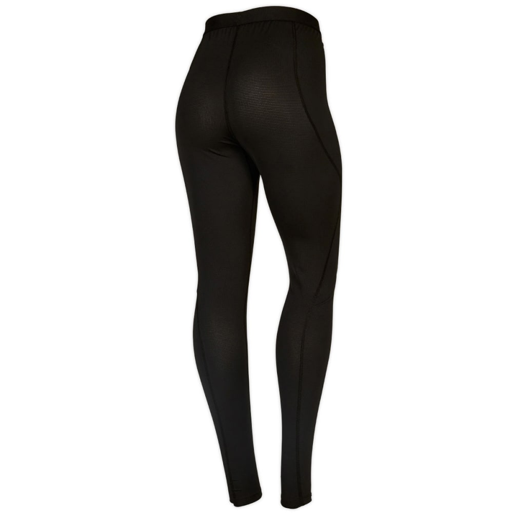 EMS® Women's Techwick® Lightweight Baselayer Tights - JET BLACK