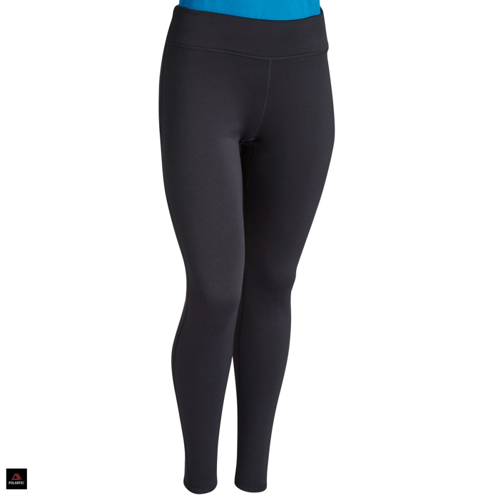 Ems(R) Women's Techwick(R) Heavyweight Baselayer Tights  - Black, M