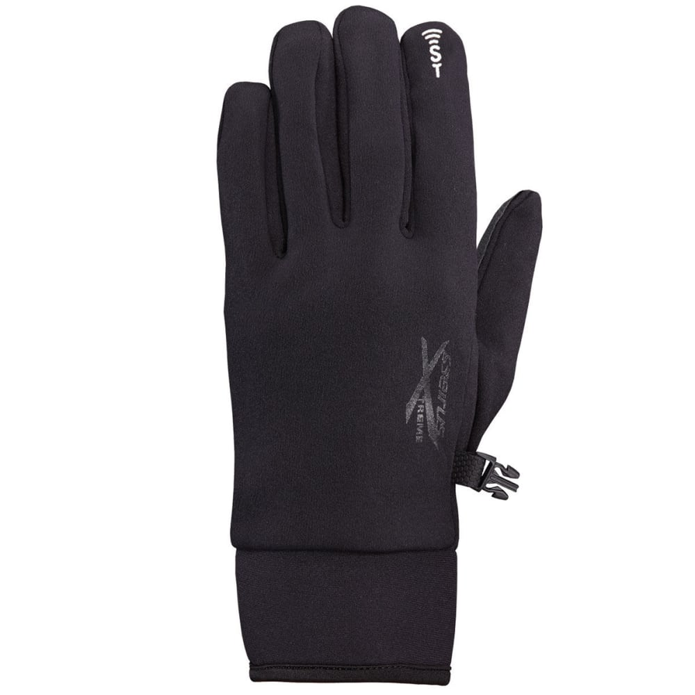 SEIRUS Women's Soundtouch Xtreme All Weather Glove - BLACK