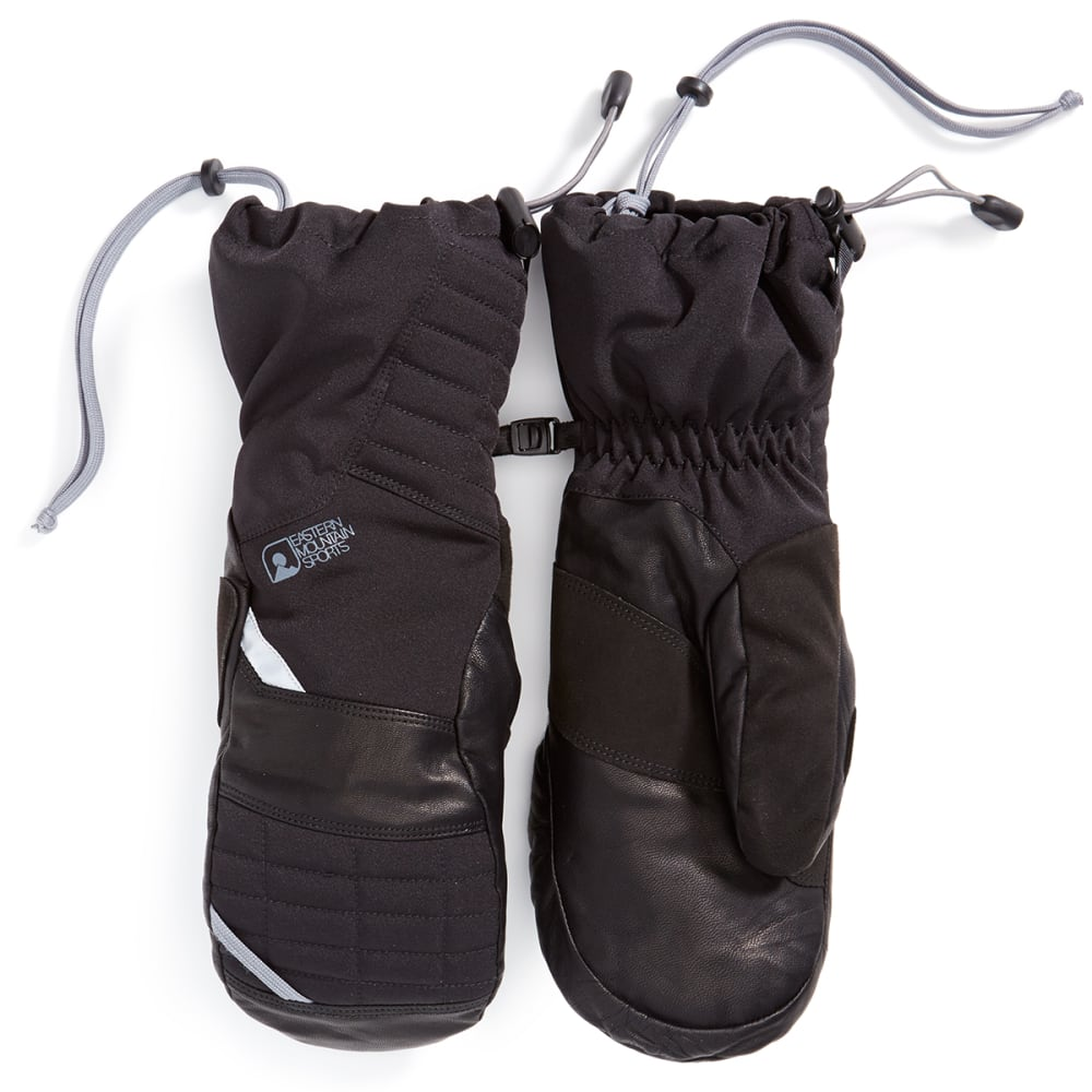 EMS Women's Summit Mitten - JET BLACK