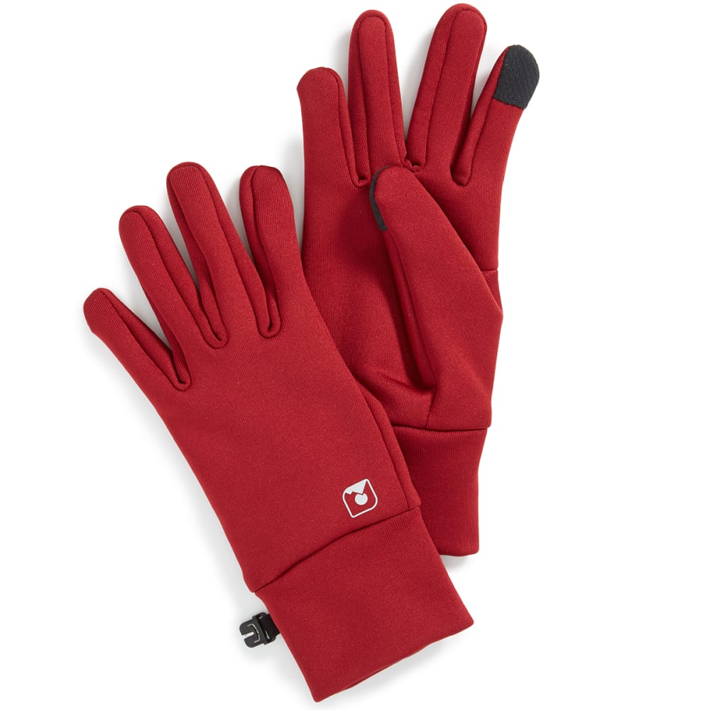EMS Women's Power Stretch Gloves - BIKING RED