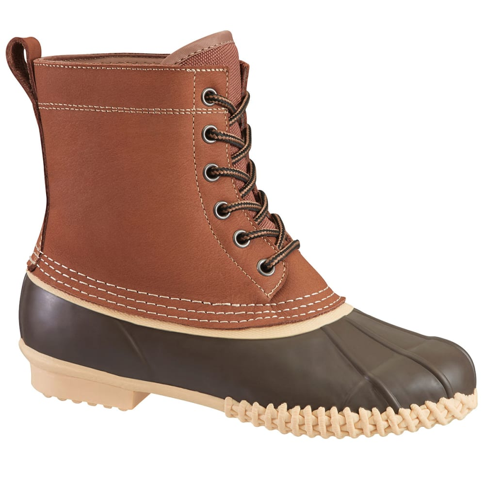 DAKOTA GRIZZLY Men's Cannon Mountain Duck Boots - TAN BRWN