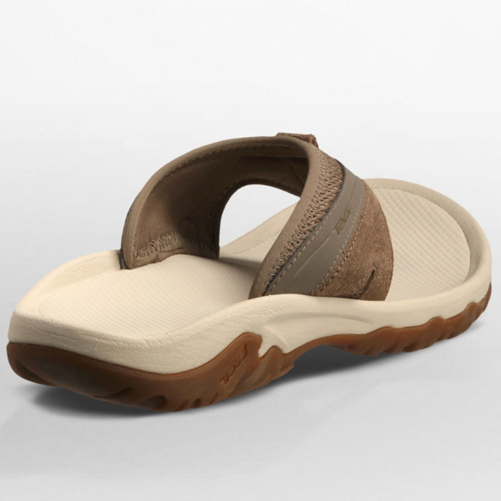TEVA Men's Pajaro Thong Sandals - DUNE-DUNE