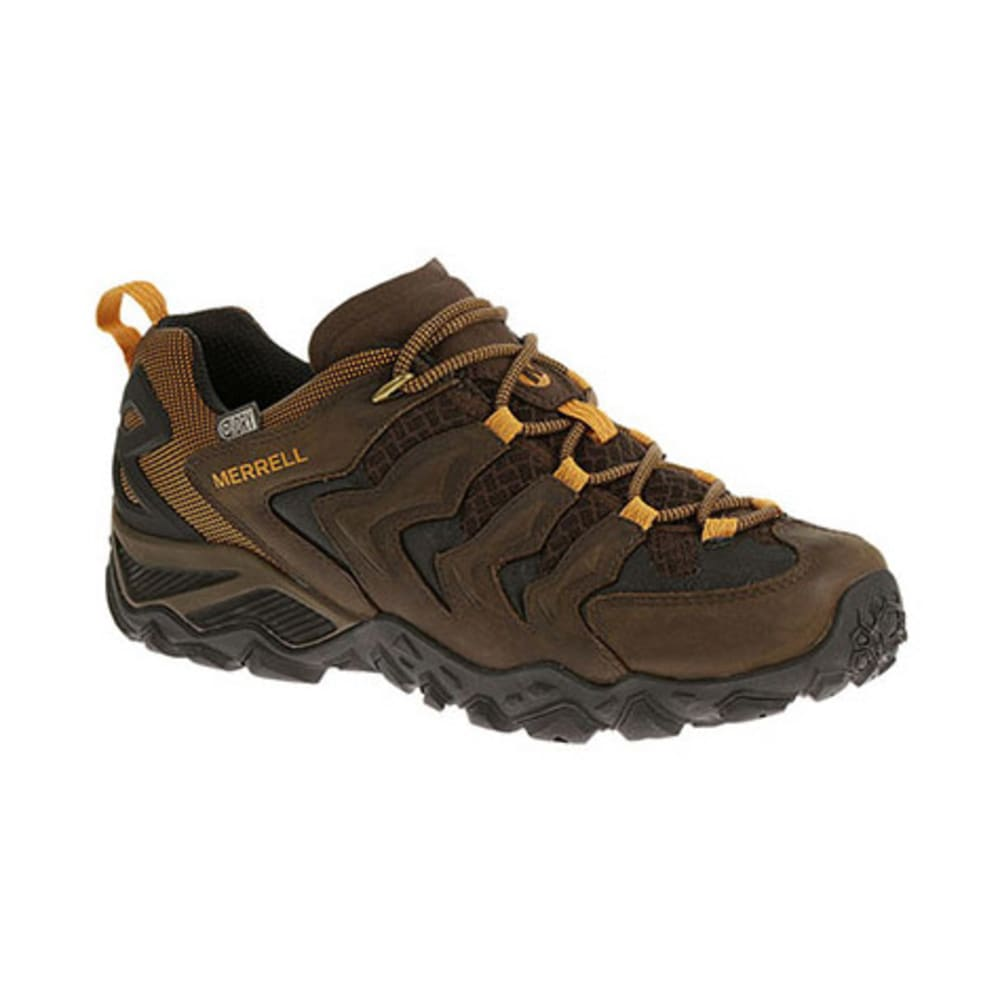 MERRELL Men's Chameleon Shift Ventilator Waterproof Hiking Shoes, Bitter Root - BITTERROOT