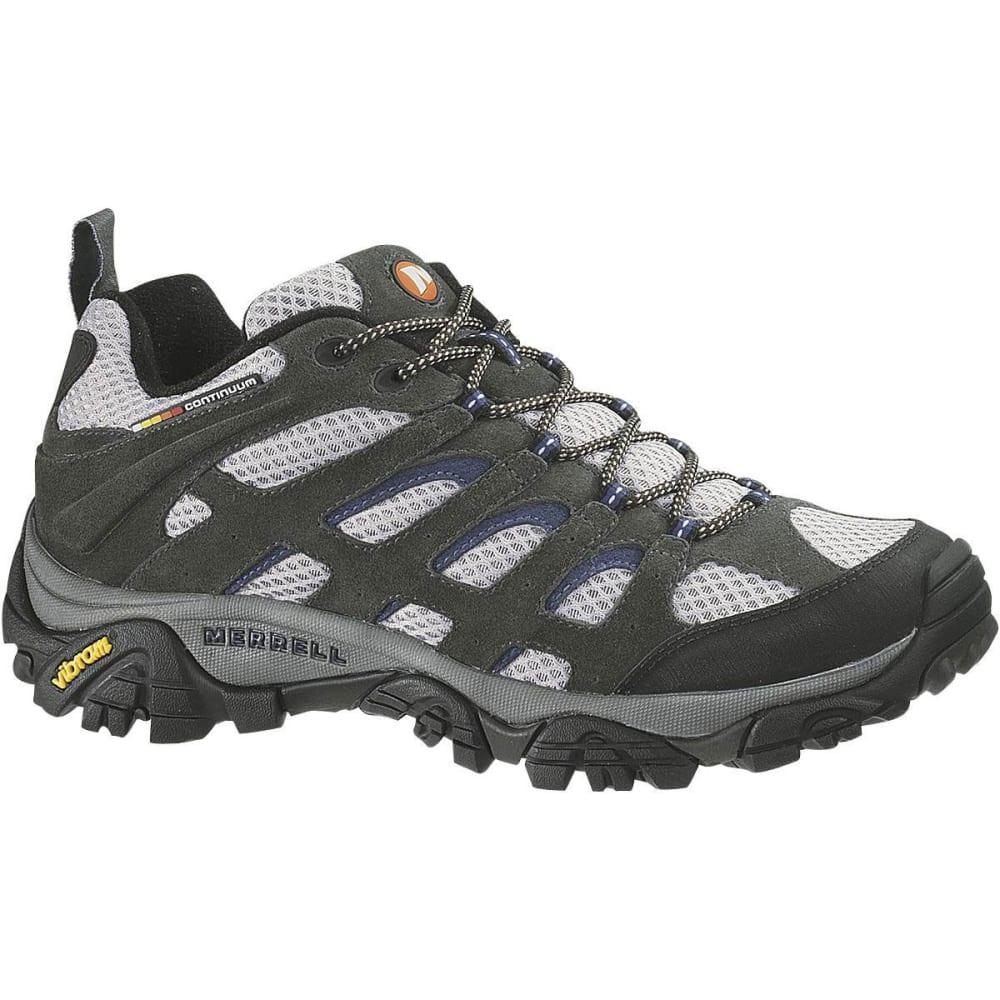 MERRELL Men's Moab Ventilator Hiking Shoes - BELUGA