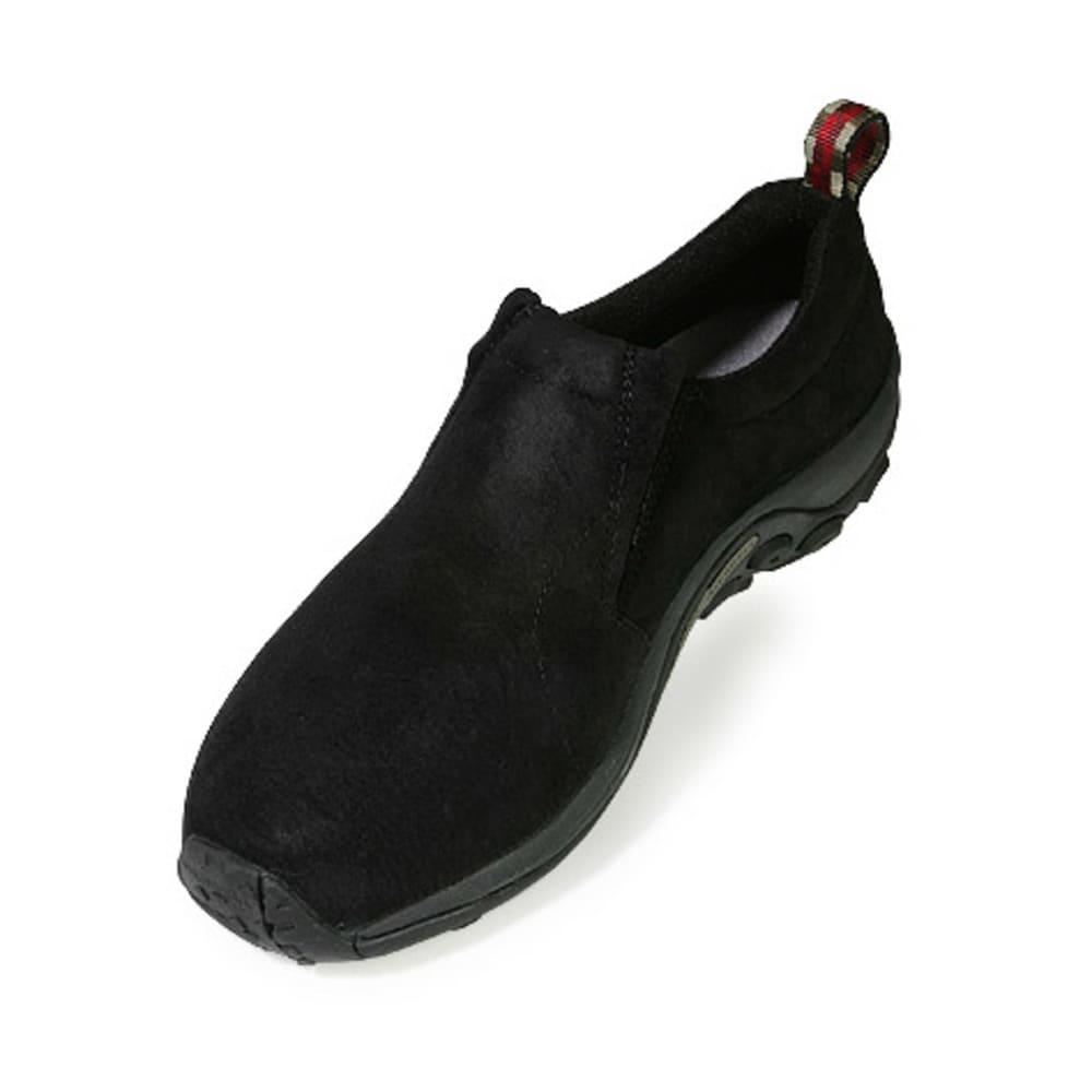 Merrell Men's Jungle Moc Casual Shoes, Midnight - Blue, 9