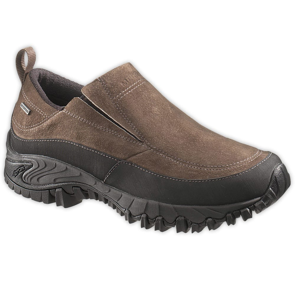 MERRELL Men's Shiver Moc 2 WP Shoes, Stone - STONE