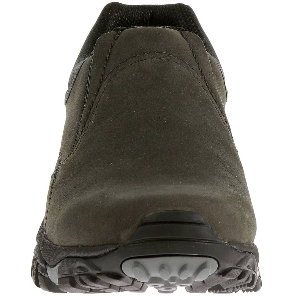 MERRELL Men's Moab Rover Moc Shoes, Castle Rock, Wide - CASTLE ROCK