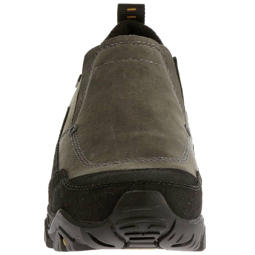 MERRELL Men's Polarand Rove Moc Waterproof Shoes - CASTLE ROCK