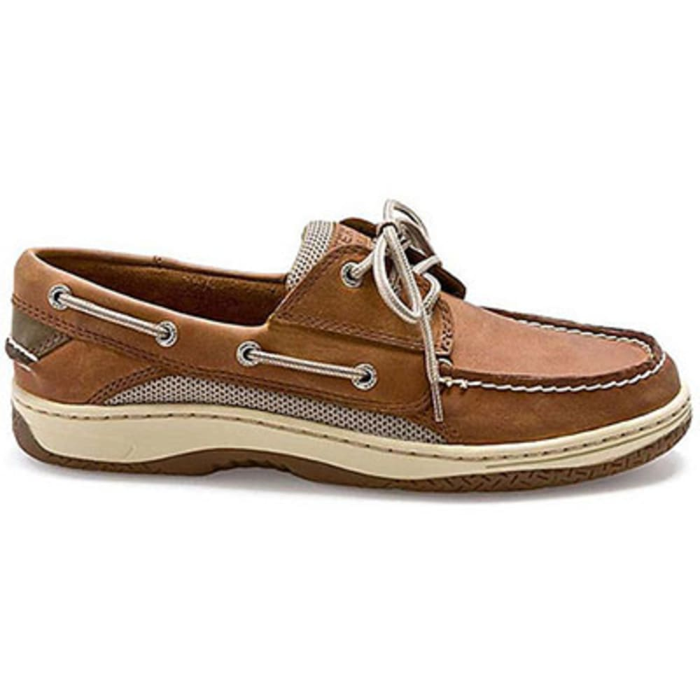 SPERRY Men's Billfish 3-Eye Boat Shoes - DARK TAN