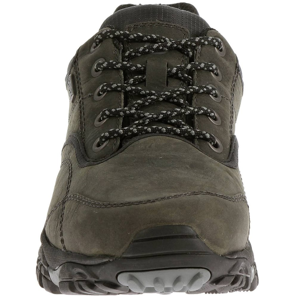 MERRELL Men's Moab Rover Waterproof Shoes, Castle Rock - CASTLE ROCK