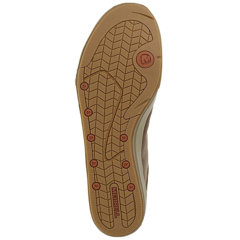 MERRELL Men's Rant Shoes, Black Slate - BLACK SLATE