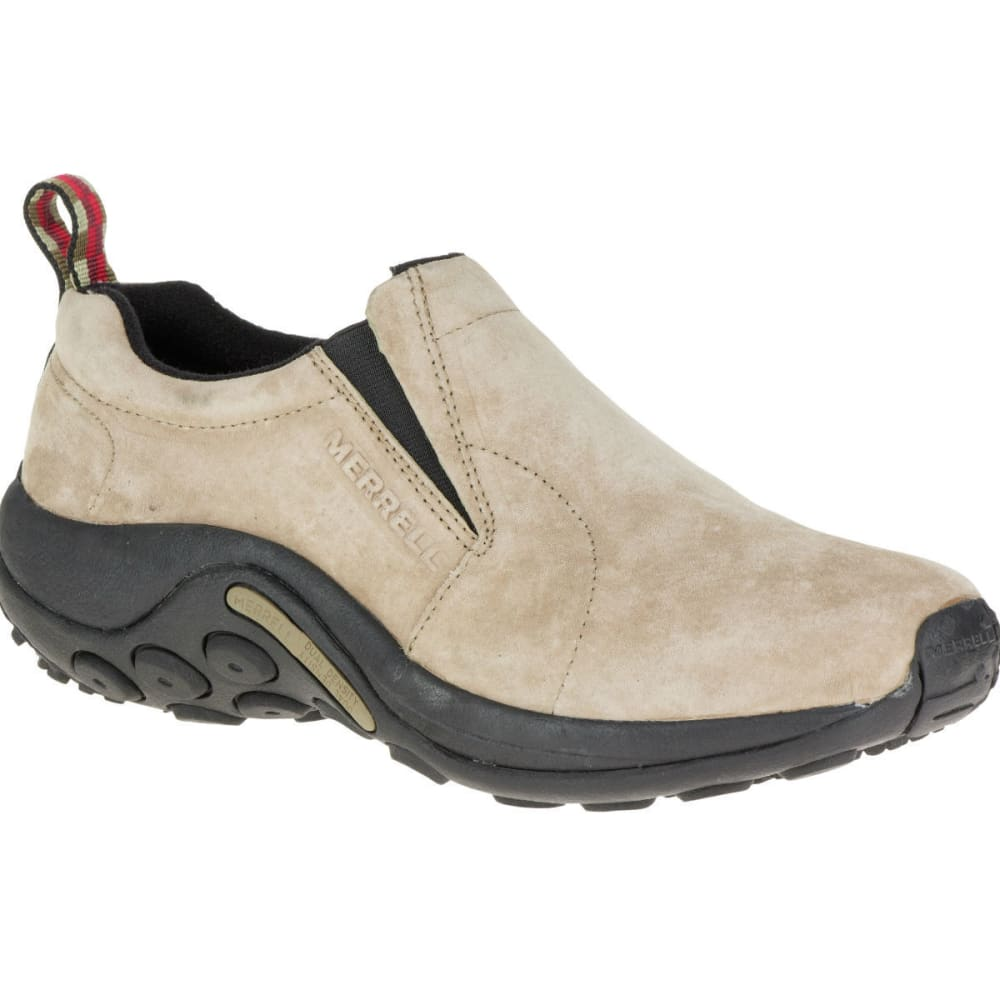 MERRELL Men's Jungle Moc, Taupe - TAUPE
