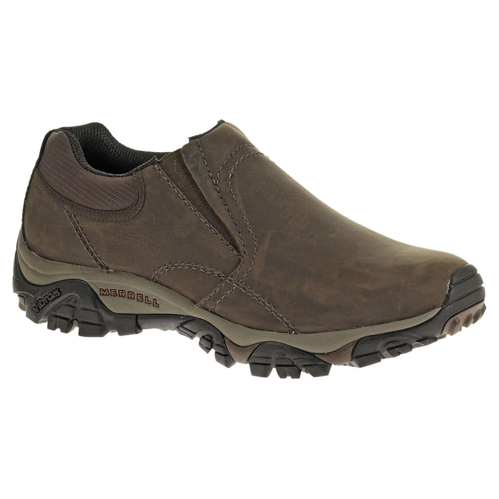 MERRELL Men's Moab Rover WP Moc Shoes, Espresso - ESPRESSO