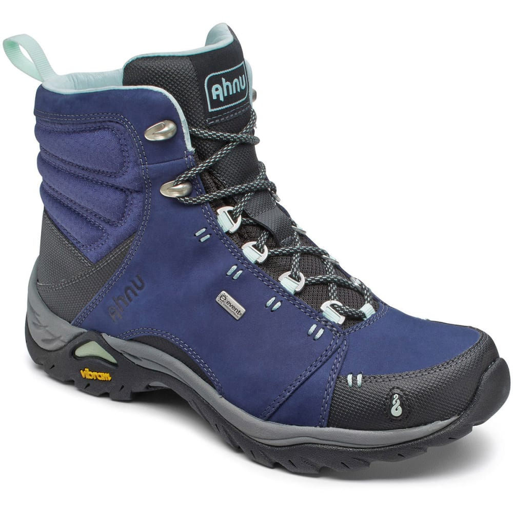 AHNU Women's Montara WP Hiking Boots, Midnight - MIDNIGHT