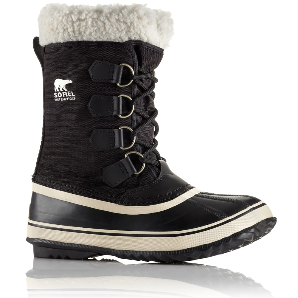 SOREL Women's Winter Carnival Boots - BLACK 1308911-011