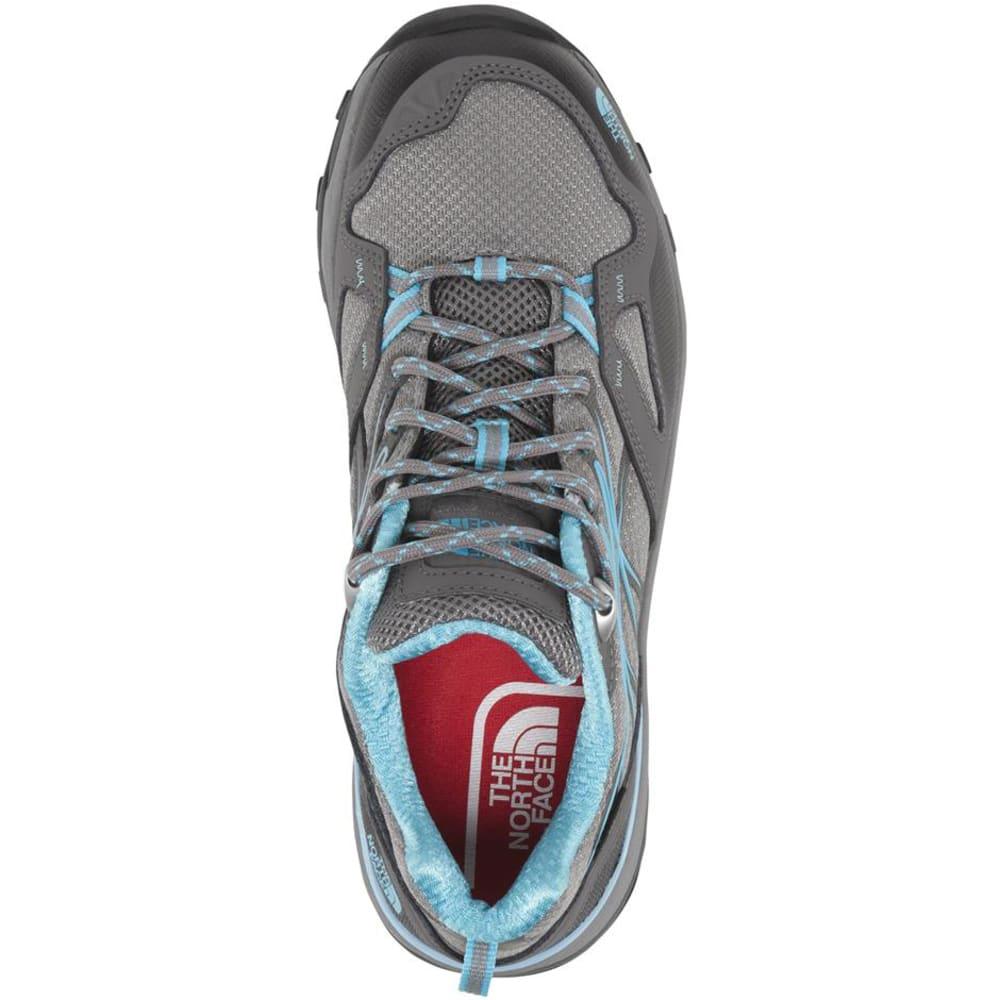 THE NORTH FACE Women's Hedgehog Fastpack GTX Hiking Shoes, Dark Gull Grey - DARK GULL GREY