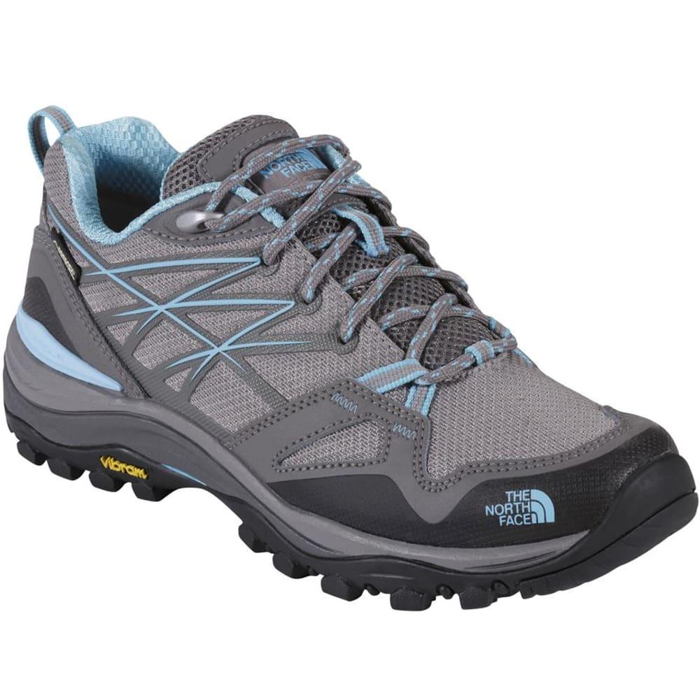 THE NORTH FACE Women's Hedgehog Fastpack GTX Hiking Shoes, Dark Gull Grey 7.5