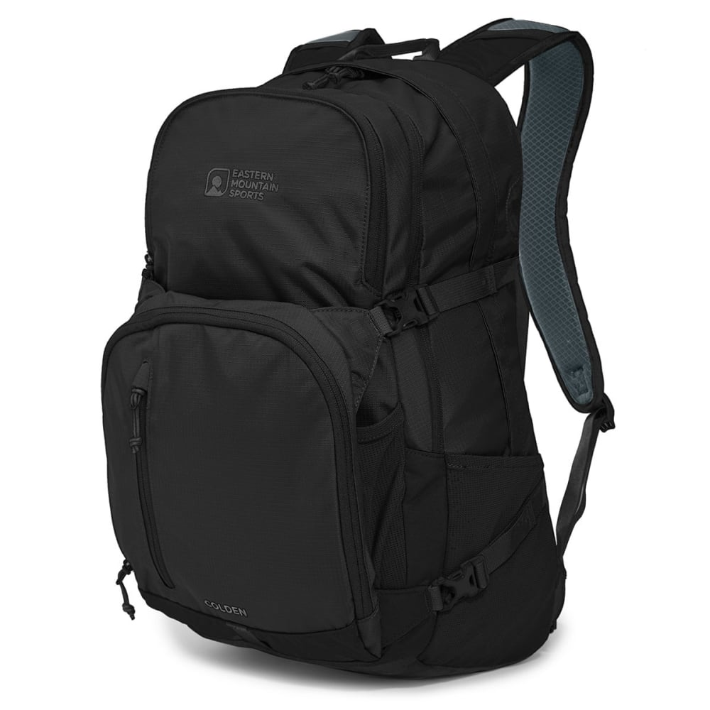 EMS Colden Daypack - JET BLACK