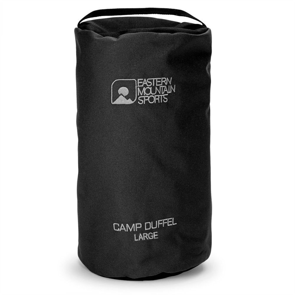 EMS Camp Duffel, Large - JET BLACK