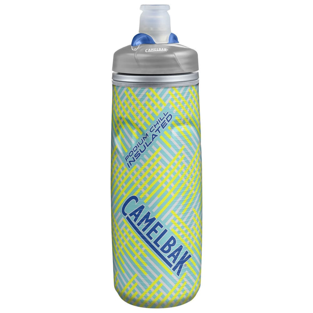CAMELBAK Podium Chill Water Bottle, 21oz. - EUCALY GRN/ 13007010