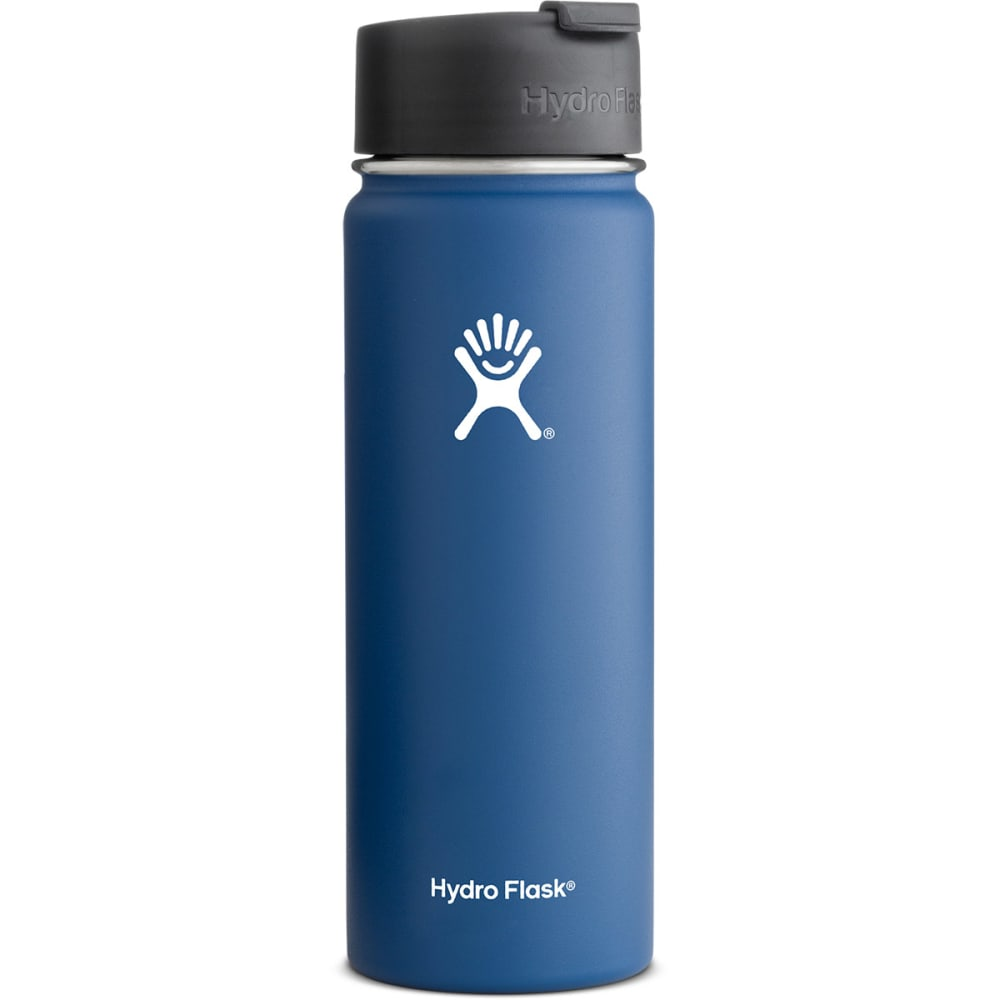 HYDRO FLASK 20 oz. Wide Mouth Water Bottle - BLUE