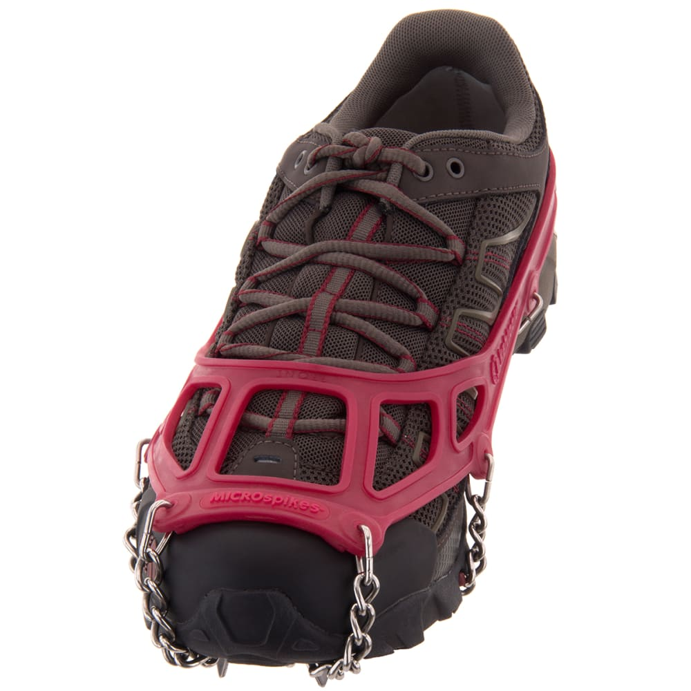 KAHTOOLA MICROspikes, Red - RED