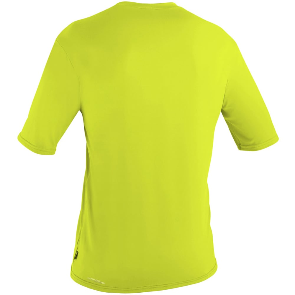 O'NEILL Men's Hyperfreak Rash Tee - LIME