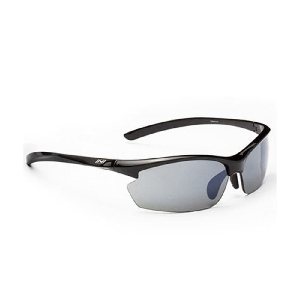 OPTIC NERVE Omnium Sunglasses, Black - SHINY BLACK