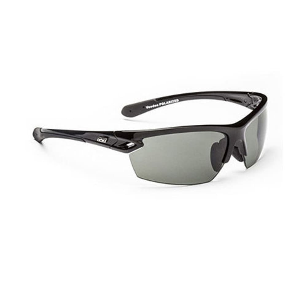 OPTIC NERVE Voodoo Sunglasses, Black - SHINY BLACK