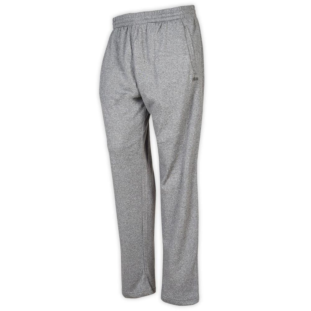 FILA Men's Downy Fleece Pants - VARSITY HEATHER