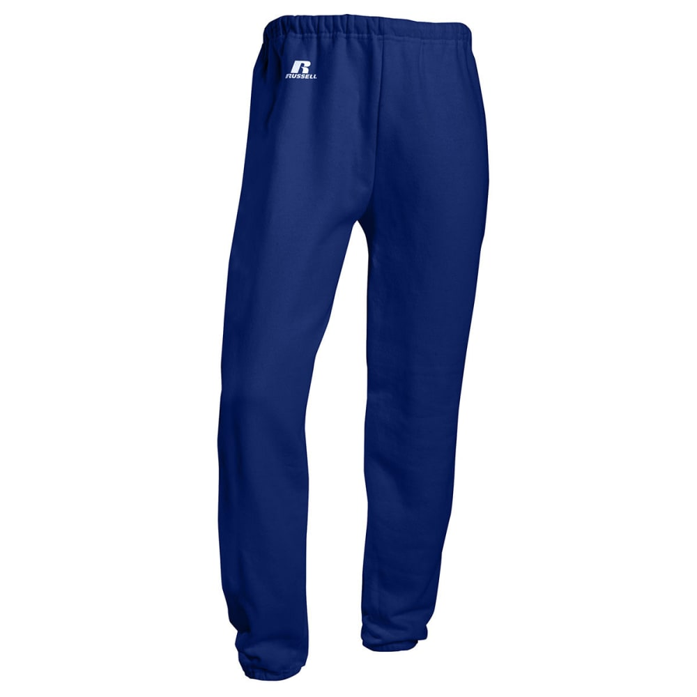 RUSSELL ATHLETICS Men's DriPower Fleece Pants M