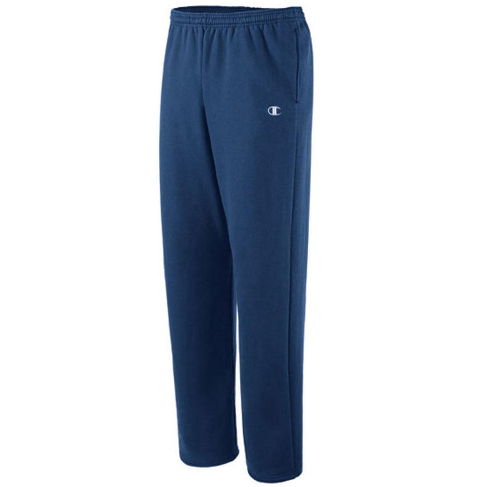 CHAMPION Men's Eco Fleece Sweatpants - NAVY-031