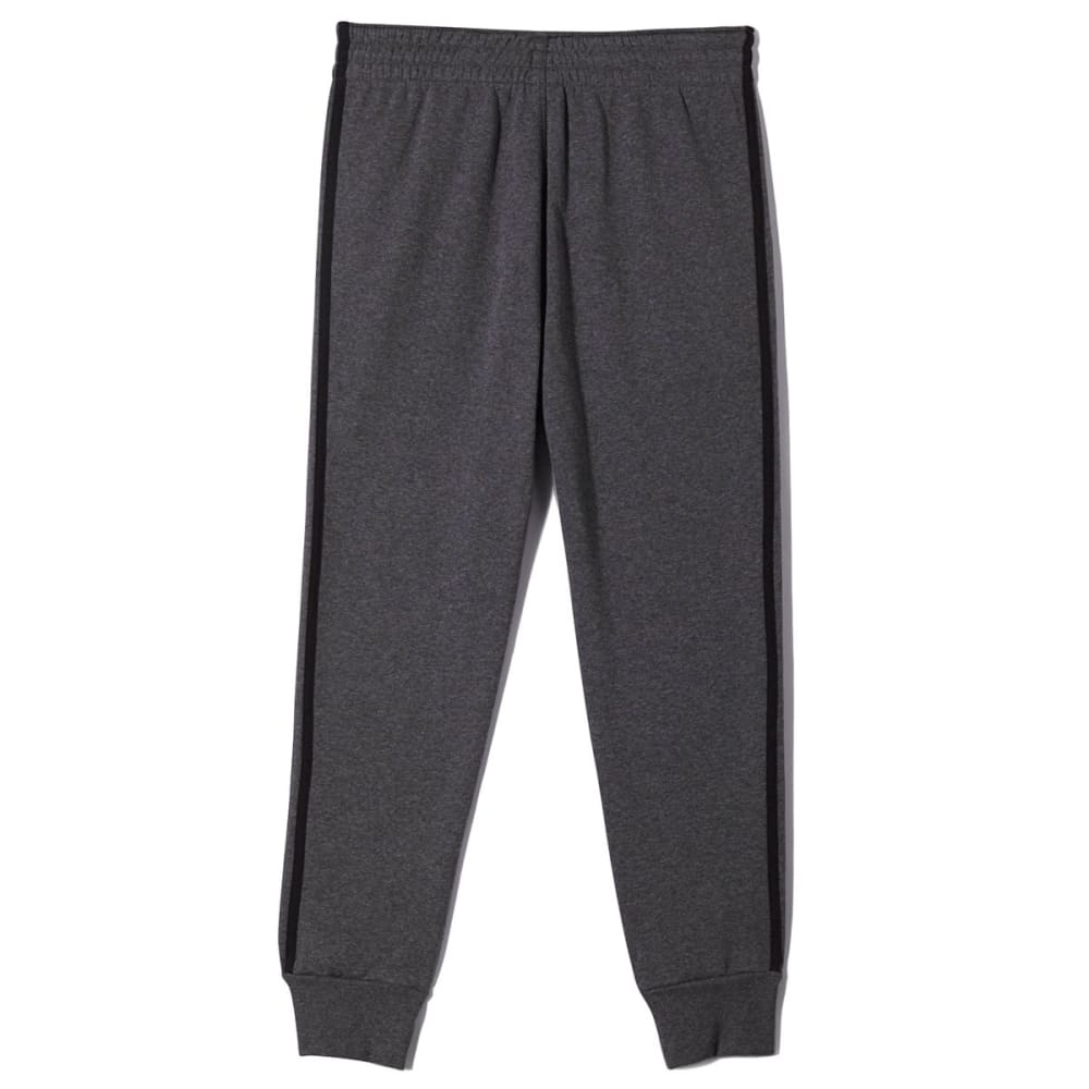 ADIDAS Men's Slim 3 Stripe Sweatpants - DGH/BLK-M36797
