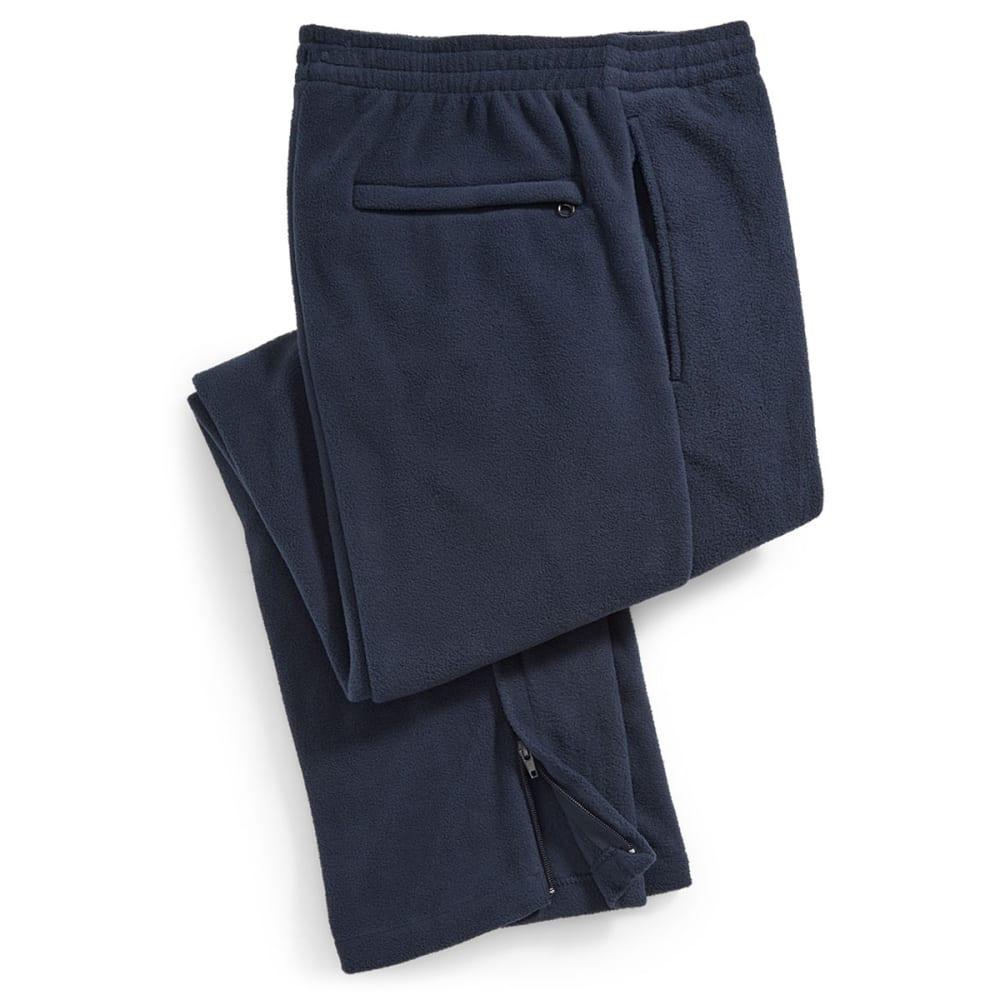NEW BALANCE Men's Polar Fleece Pants - INDIGO
