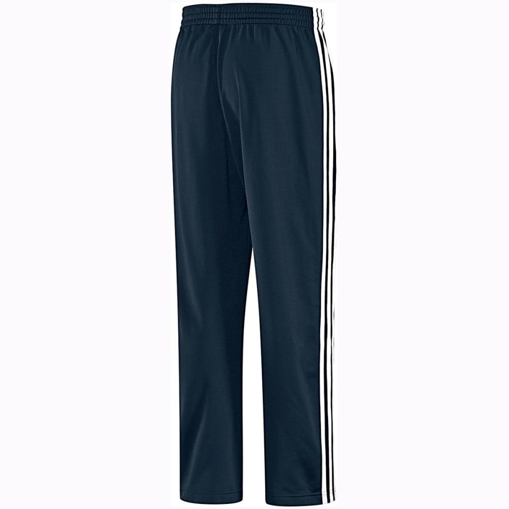 ADIDAS Men's 3 Stripe Tricot Pants - NAVY/WHITE-242239