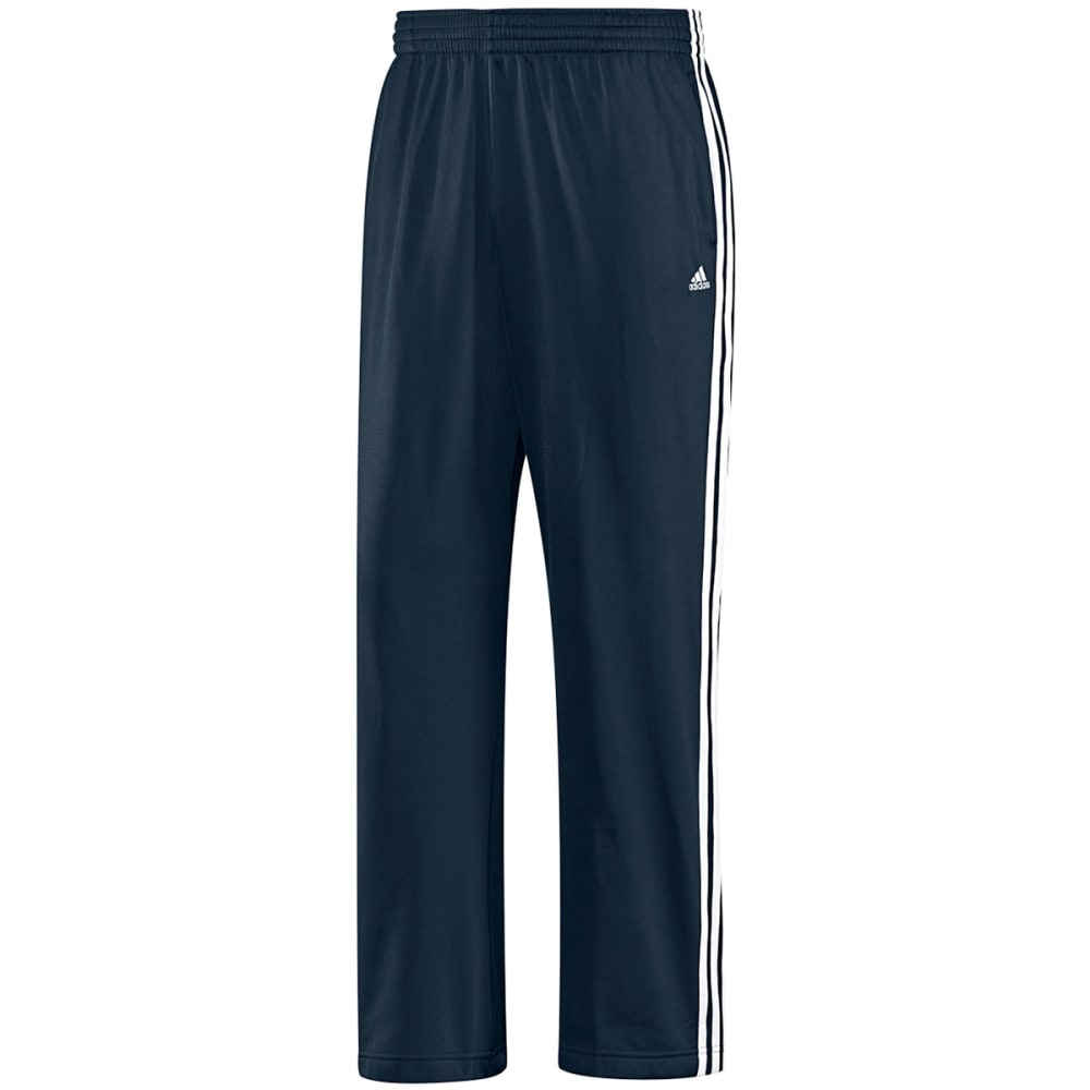 ADIDAS Men's 3 Stripe Tricot Pants - NAVY/WHITE-242239