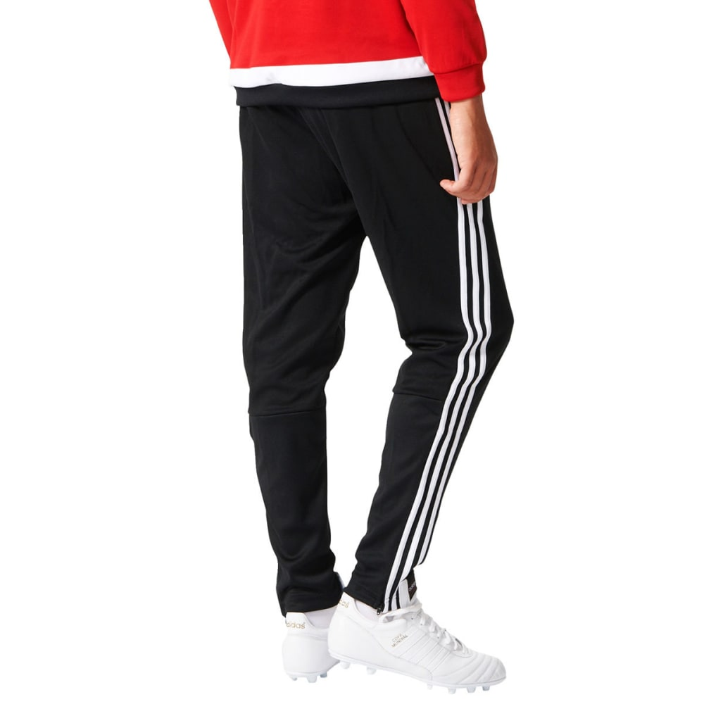 Adidas Men's Tiro 15 Training Pant - BLACK/WHITE-M64032