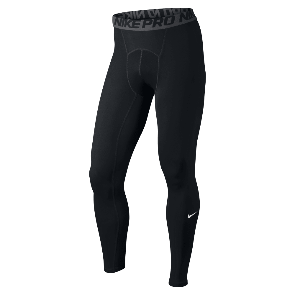 NIKE Men's Cool Comp Tights - BLACK-010