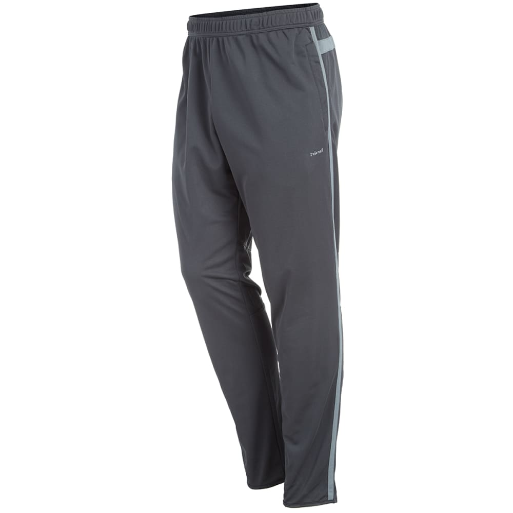 HIND Men's Hydra Slim Fit Running Pants - ANTHRACITE-AHC