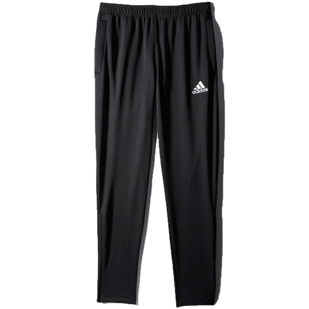 ADIDAS Men's Core 15 Pants - BLACK/WHITE-M35339