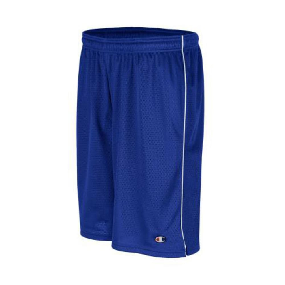 CHAMPION Men's Circuit Mesh Shorts - NAVY-031