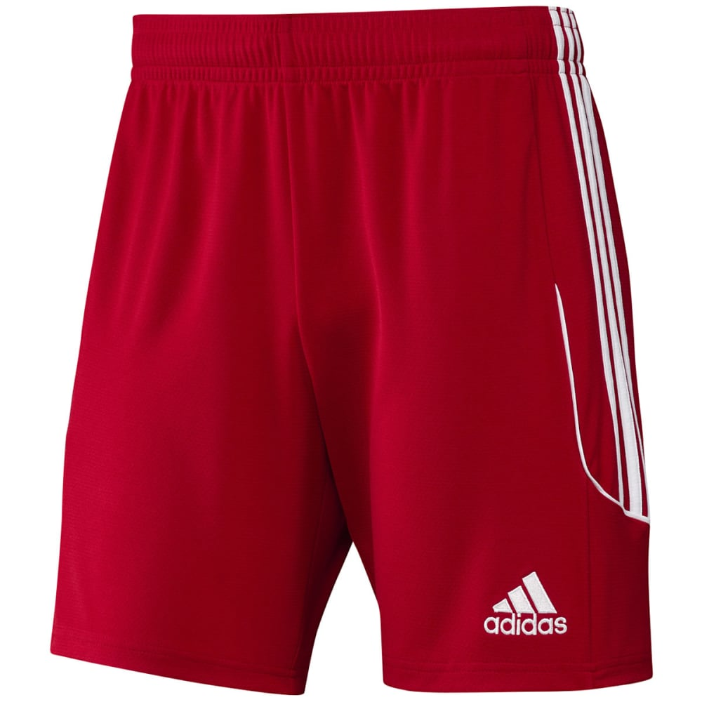 ADIDAS Men's Squadra 13 Soccer Shorts - POWER RED-Z21562