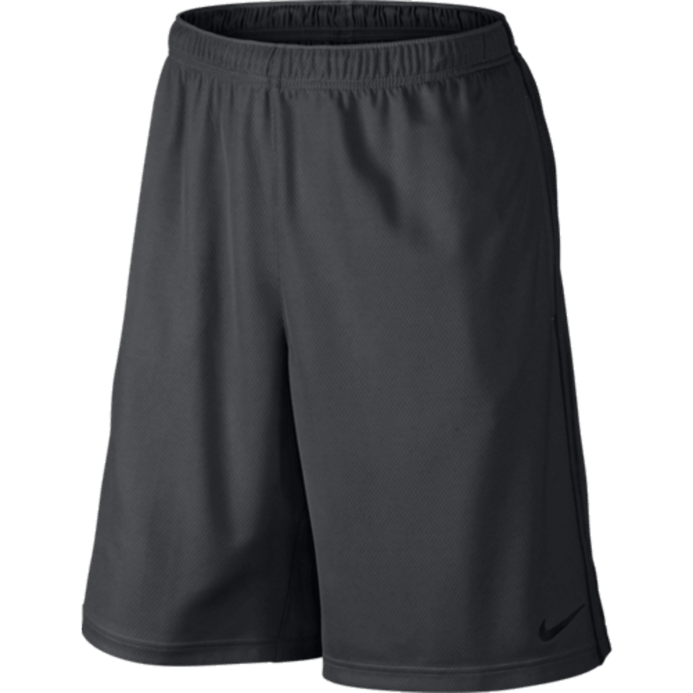 NIKE Men's Epic Dri-Fit Knit Shorts - ANTHRACITE-060