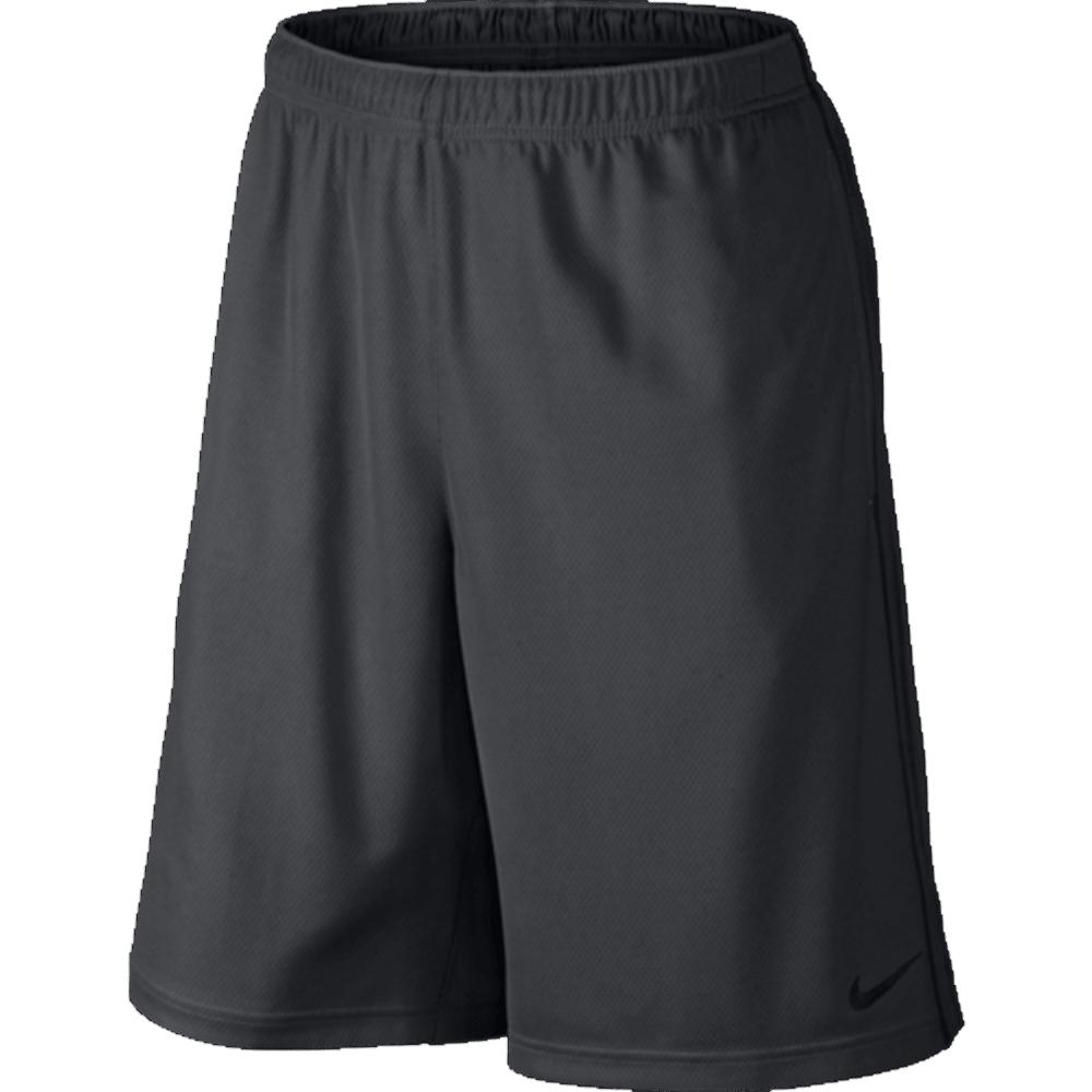 NIKE Men's Epic Dri-Fit Knit Shorts - ANTHRACITE-060