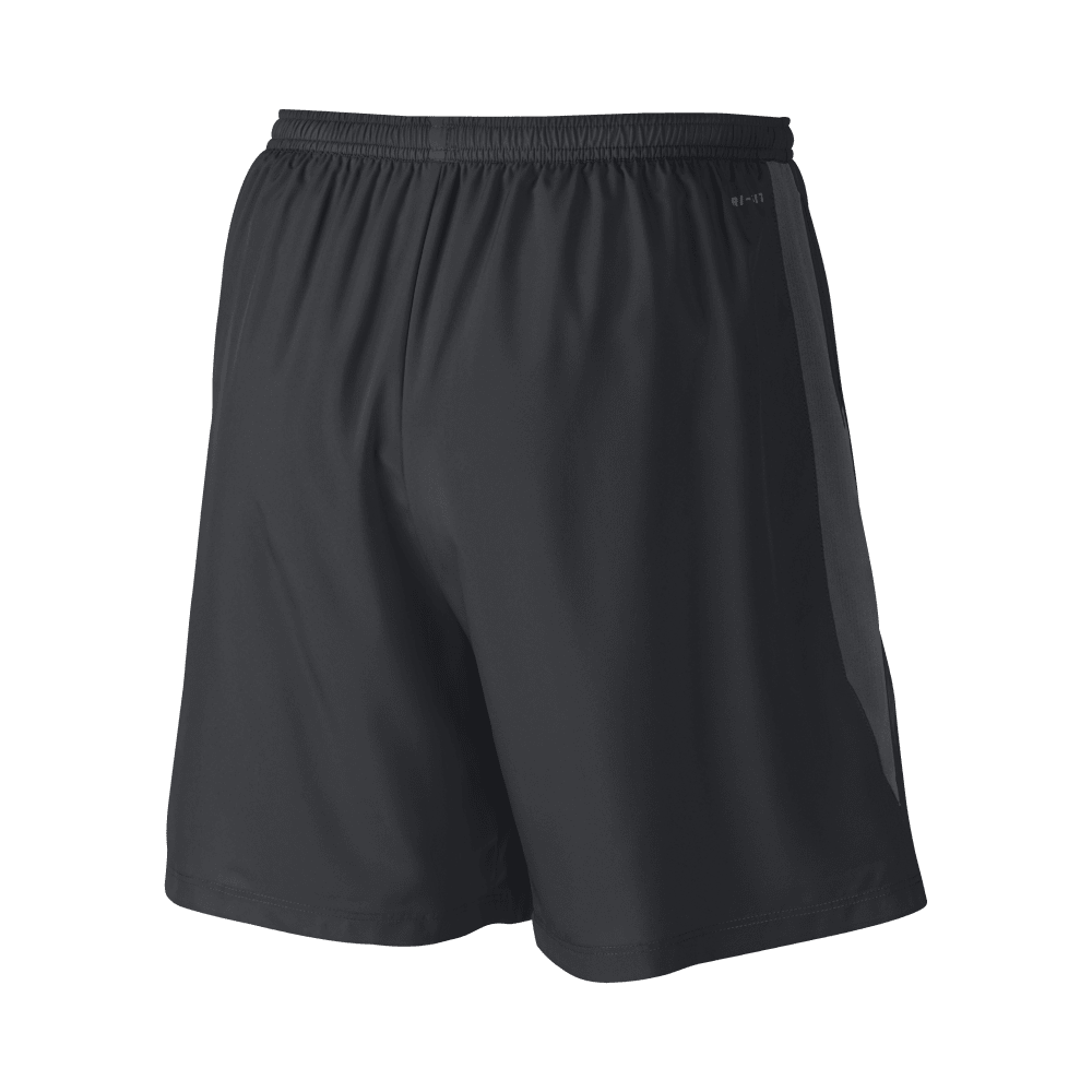 NIKE Mens' 7 Inch Challenger Shorts - BLACK/ANTHRACITE-010