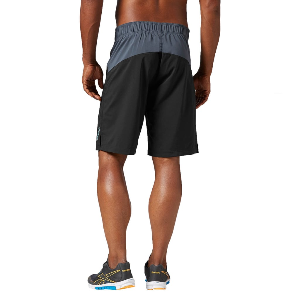 REEBOK Men's Workout Ready Boardshorts - BLACK
