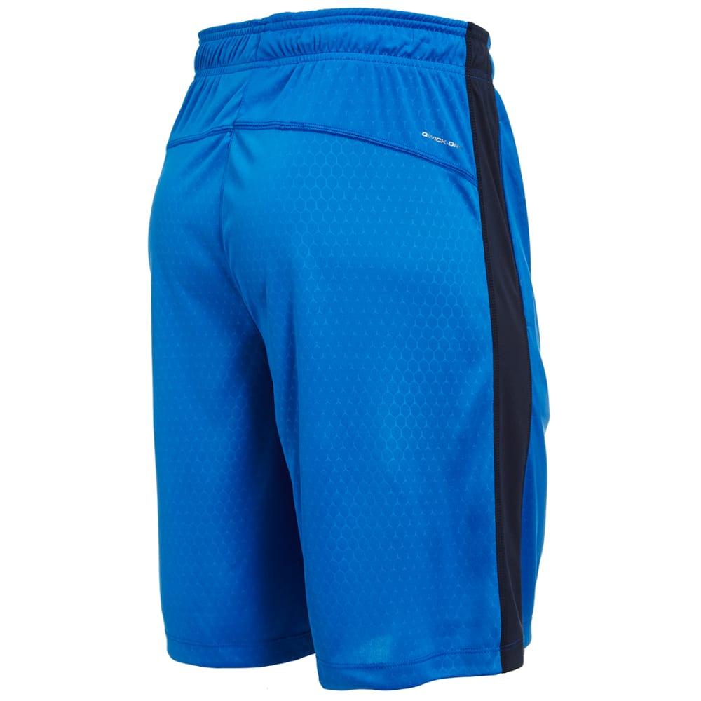 LAYER 8 Men's Training Shorts - ROYAL BLUE-ROY
