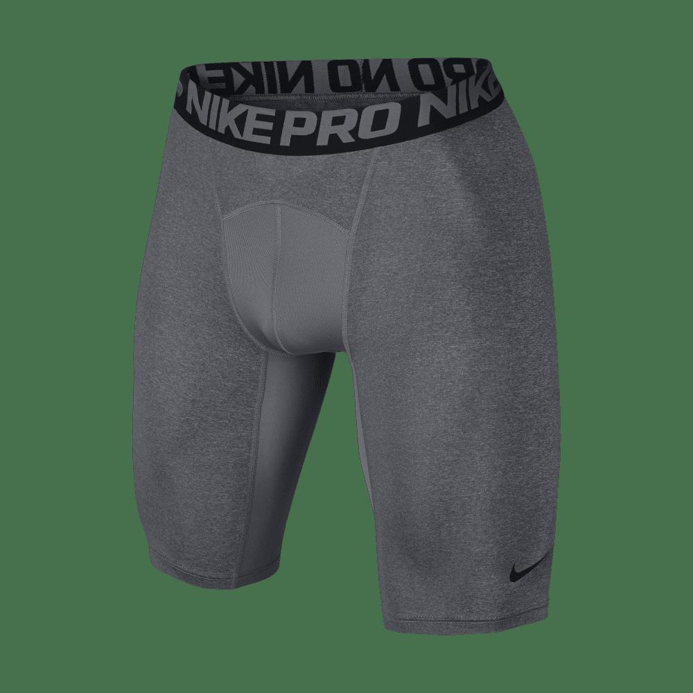 NIKE Men's Hypercool Comp 9 Inch Shorts - CARBON/BLK-091